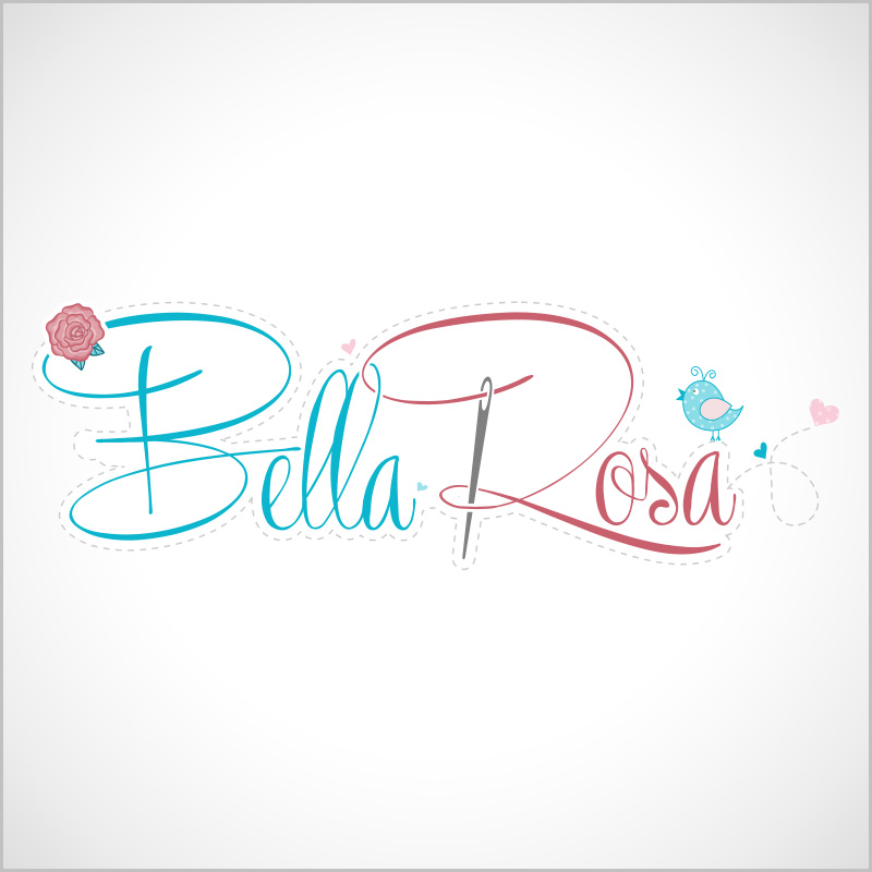 Bella Rosa Logo-Design