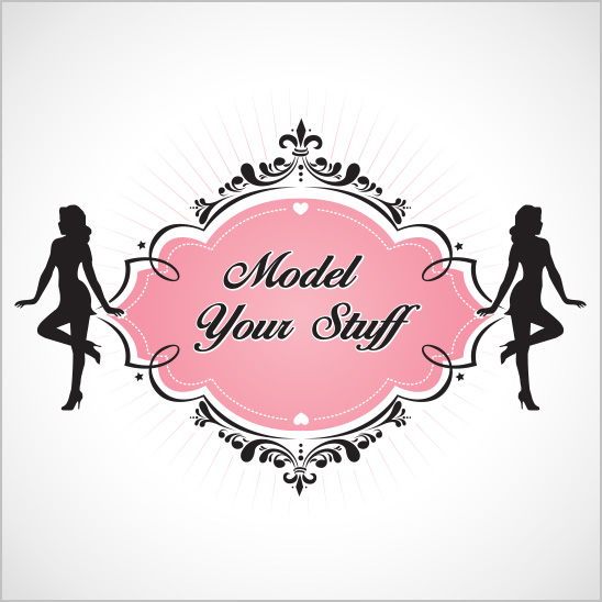 Model Your Stuff Logo-Design